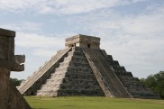 Chichen Itza in Mexiko