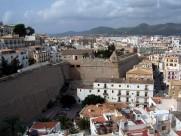 Blick über Eivissa