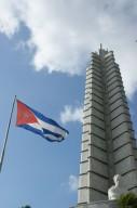Obelisk auf dem Platz der Revolution