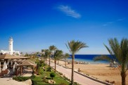 Strand in Sharm El-Sheik