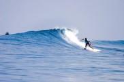 Surfen auf den Malediven