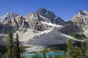 Crowfoot-Gletscher
