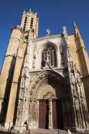 Kathedrale in Aix-en-Provence