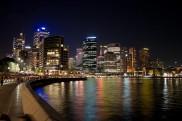 Sidney bei Nacht