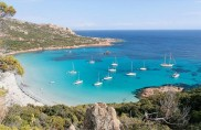 Traumhafte Bucht auf Korsika
