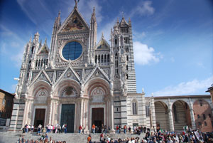 Der Dom zu Siena