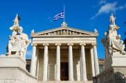 Akademie in Athen / Griechenland