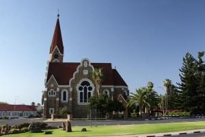 Die Christuskirche in Windhoek