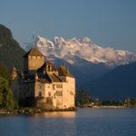 Montreux – Die  Stadt am Genfer See