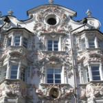 Innsbruck, die Hauptstadt von Tirol