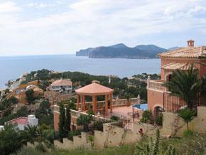 Santa Ponsa auf Mallorca