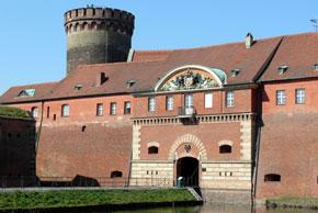 Die Zitadelle von Spandau