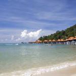 Die malaysische Insel Pulau Langkawi