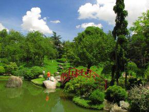 Jardin Japonais in Toulouse