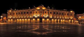 Rathaus von Toulouse