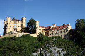 Schloss Hohenschwangau bei Schwangau