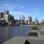 Die australische Metropole Melbourne