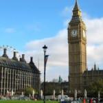 Die englische Metropole London