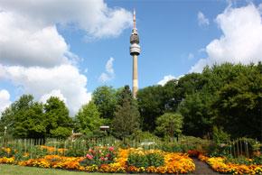 Westfalenpark in Dortmund
