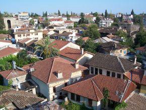 Altstadt von Antalya