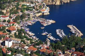 Hafen von Antalya