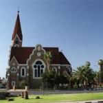 Namibia im Südwesten von Afrika