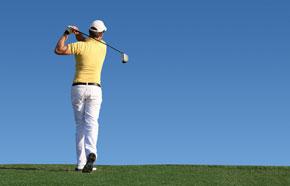 Golfen im Allgäu