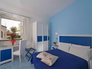 Zimmer im Hotel Imperamare