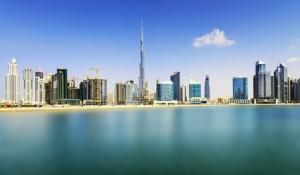 Dubai skyline, Burj Khalifa