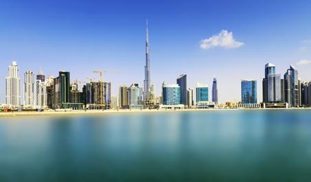 Urlaub in Dubai am Persischen Golf